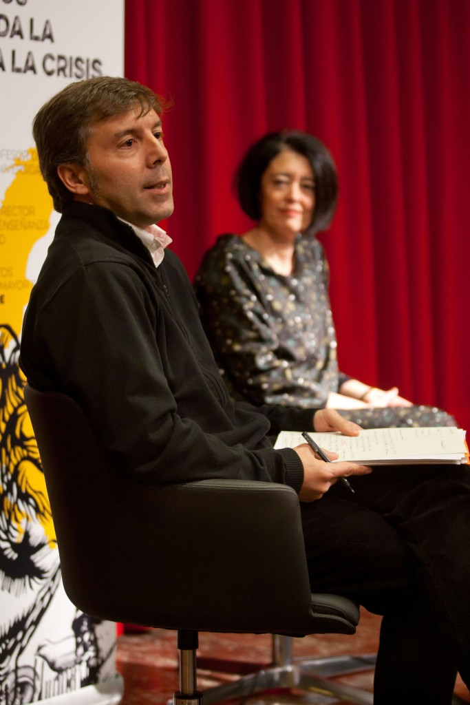 Javier Franzé, profesor de Ciencias Políticas de la UCM