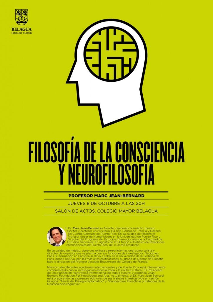 Cartel Neurofilosofía