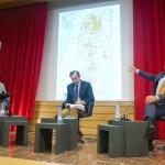 Debate Belagua. Colegio Mayor Belagua. Pamplona. Universidad de Navarra.