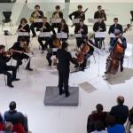 concierto ensemble 20/21. JORCAM. Colegio Mayor Belagua. Pamplona