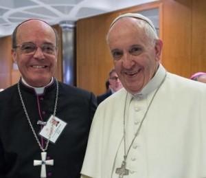 Mons. Jaime Fuentes, obispo de Minas, fue colegial de Belagua y testigo privilegiado del relato que aquí se narra.