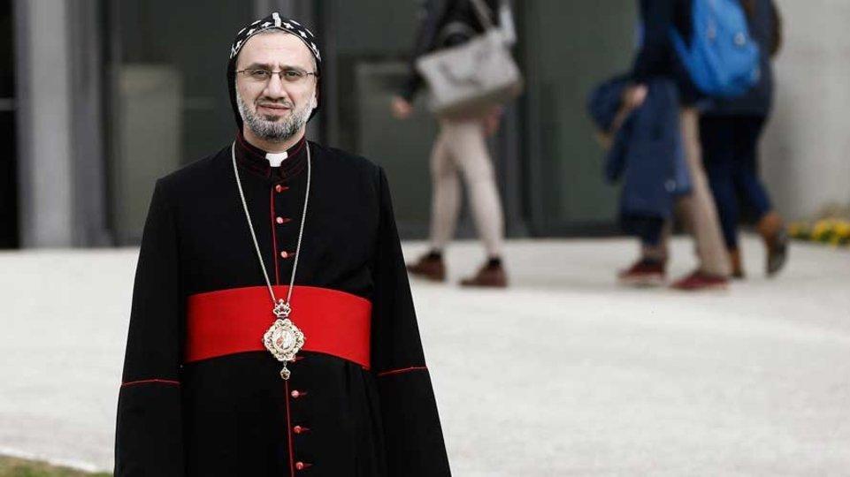 arzobispo sirio Matti Abd Alahad