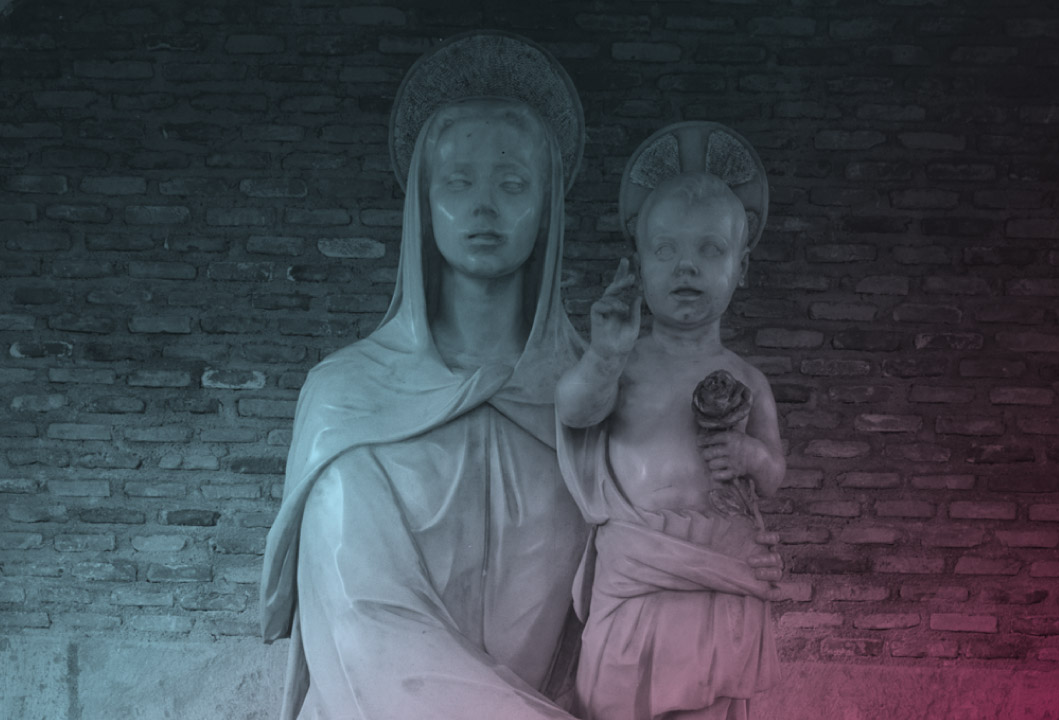 rosario homenaje nuestra señora del amor hermoso