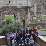 colegio mayor Belagua. Roma