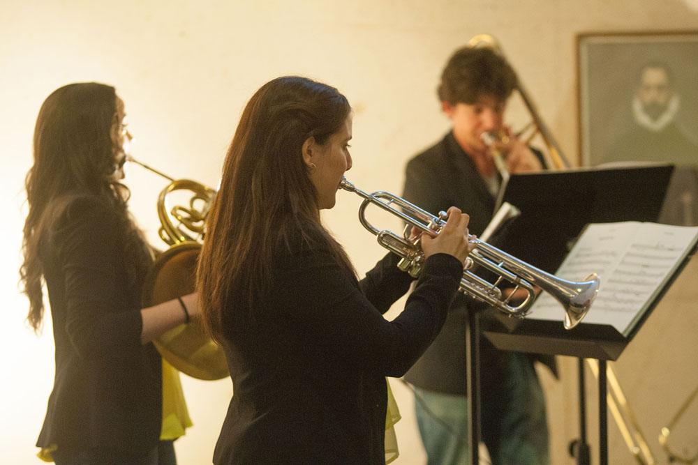 Musikene Colegio Mayor Belagua. Foto: Manuel Castells