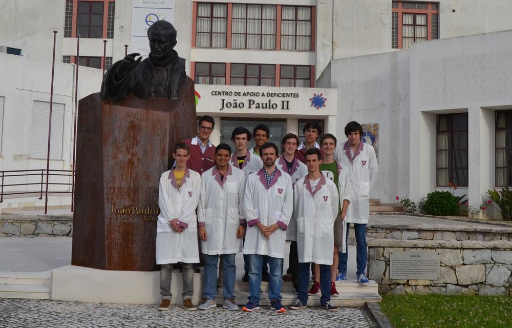fatima Colegio Mayor Belagua