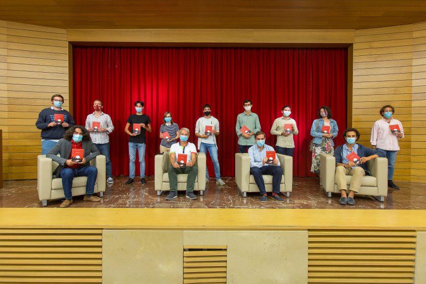 Los escritores del tercer volumen del 'Cuaderno Rojo' de relatos